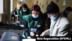 Местные выборы в Грузии. Тбилиси, 2 октября 2021 года