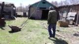 Последний житель села Янцено