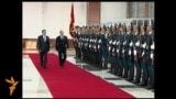 Орус президенти Бишкекте