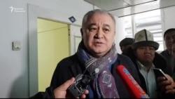 Омурбек Текебаев заявил, что не будет просить помилования
