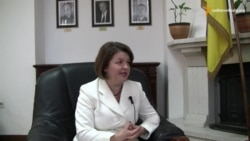 Євгенія Філіпенко, виконувач обов'язків посла України в Сербії