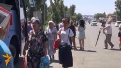 Открыта граница между Казахстаном и Кыргызстаном