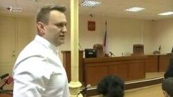 Prezident seçkisi ərəfəsində Navalny-ya cəza