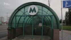 Перші потяги в столичному метро після карантину – відео