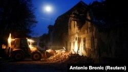 Slike Hrvatske nakon zemljotresa