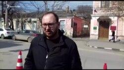Адвокат Николай Полозов о «выборах Путина» в Крыму (видео)