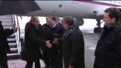 Путин Казанга килде