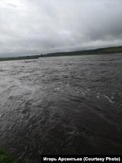 Наводнение в Чернышевском районе Забайкалья, 23 июля 2021 года