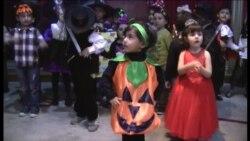 Bakıda Halloween