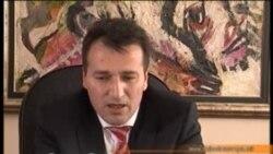 Интервју - Блерим Беџети