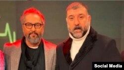 علی انصاریان و مهرداد میناوند دو چهره مطرح فوتبال در ایران که بر اثر کرونا جان باختند