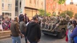 Demonstranti sprečili rad Parlamenta u Libanu