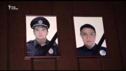 Хатія Деканоїдзе назвала загиблих поліцейських героями (відео)