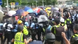 Sukobi policije i demonstranata u Hong Kongu
