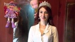 Зулайхо Носирова получила титул «Суперталант» в конкурсе красоты World Beauty Queen 2017