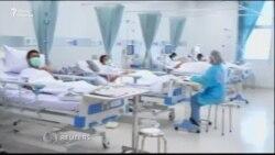 Тайские подростки в больнице после спасения из пещеры