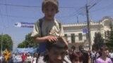Crimean Tatars Mark Deportation Anniversary