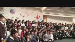 Azərbaycan uşaqları təşkilatlanır