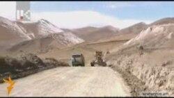 Կառուցվում է Քելբաջար-Հայաստան ճանապարհը
