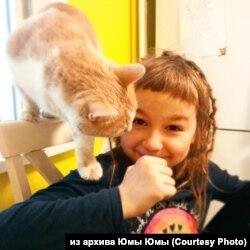 Дочь Алины Милолика