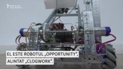 Clogwork- produsul imaginației a zece elevi