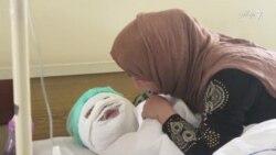 نفیسه از دولت دستگیری عاملان تیزاب پاشی را میخواهد