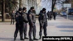 La Minsk, de Ziua Libertății, 25 martie 2021