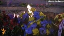 В Києві вшанували полеглих у Другій світовій
