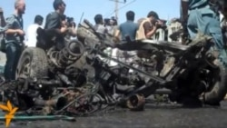 Suicide Bomber Attacks Foreign Convoy In Kabul