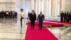 Порошенко запросив казахстанський бізнес працювати в Україні