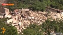 Իտալիայում երկրաշարժի հետևանքով զոհերի թիվը հասավ 73-ի