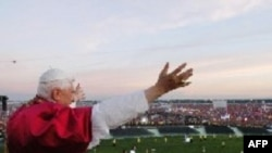 Бенедикт XVI в первой пасторской поездке по родной Германии