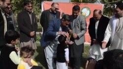 مخالفت طالبان با واکسین پولیو اطفال را در مخاطره میاندازد