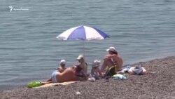 Курортный сезон на ЮБК: посчитаем туристов в Алуште (видео)