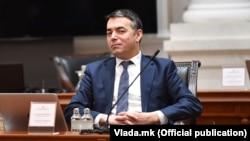 Вицепремиерот Никола Димитров