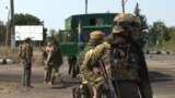 Ukrainian Military Reinforcing Positions Reclaimed From Rebels