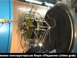 Український супутник «Січ-2» вивели на орбіту в серпні 2011 року