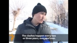 Tensions 'Familiar' For Kyrgyz Near Uzbek Exclave