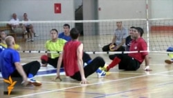 Bosnian Paralympians Have Eyes On Volleyball Gold
