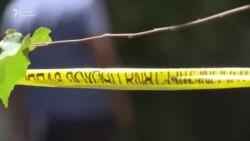 Милиция оцепила место взрыва в Бишкеке