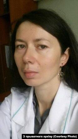 Псыхатэрапэўтка Яўгіньня Тачыцкая