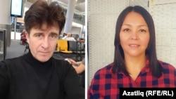 Илфат Фәйзрахманов һәм Лилия Сөнгатуллина