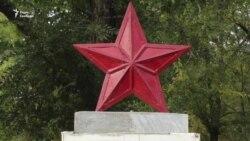 Як селяни на Одещині захищали пам'ятники Леніну і Калініну (відео)