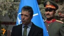 NATO Delegation Visits Kabul