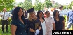 Jónás Tímea már gimnazistaként is egészségügyi pályára készült. Néhány évvel ezelőtt szerezte meg az első diplomáját.