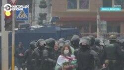 "Дубинки, водометы, задержания. В Беларуси прошел ""Марш Гордости"""