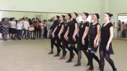 Гаскәров ансамбле гайнә башкортлары биюен әзерли