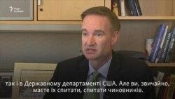 Надання Україні зброї радше матиме стабілізувальний ефект на Донбасі, ніж навпаки – Карпентер