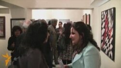 فنانات عراقيات في المعهد الثقافي الفرنسي