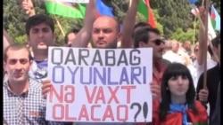 Milli Şuranın 30 may mitinqi, ətraflı reportaj